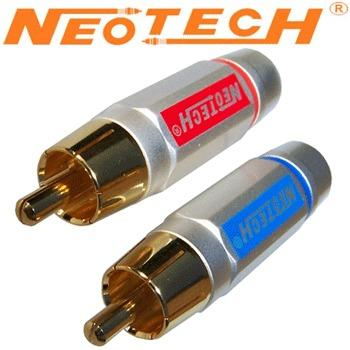 Neotech OFC Gold Plated RCA Plug DG-203