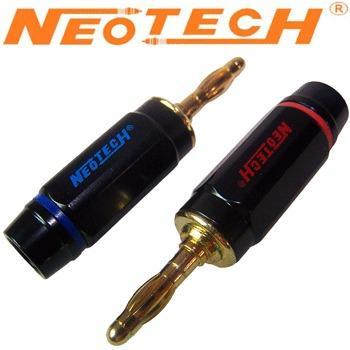 Neotech OFC Gold Plated Banana Plug SK8-B