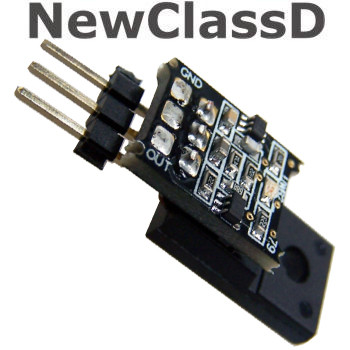 NewClassD Regulator MK 2