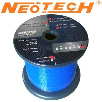 Neotech SOST solid core silver wires