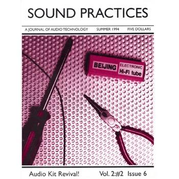 Sound Practices - Vol2: Issue 06