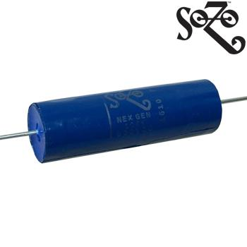 Sozo NextGen Blue Molded Vintage Capacitors