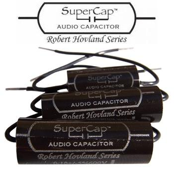 SuperCap Robert Hovland Series Capacitors