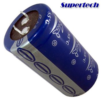 Supertech Slit Foil 2T Electrolytic Capacitors