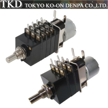 TKD 2CP-2511/4CP-2511 MC Motorised volume control