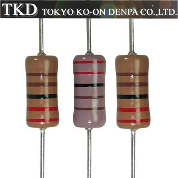 TKD 2W  Metal Film Resistor