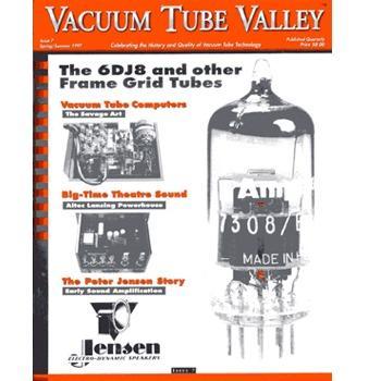 Vacuum Tube Valley: Issue 07