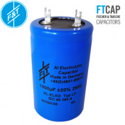 F&T electrolytic capacitor range extended