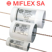Miflex Copper foil Polypropylene Film Capacitors