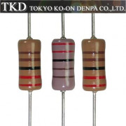 Full E24 range of TKD 2W Resistors now in