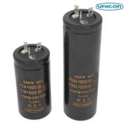 Unicon Dual Cans Caps