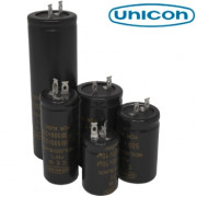 Unicon Radial Electrolytic Capacitors
