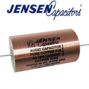 New Values of Jensen Copper Foil capacitors