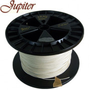 Jupiter cotton sleeved wire