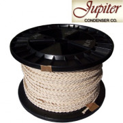 JUPITER Silver in Silk and Copper in Cotton, multi-conductor cables