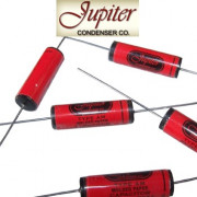 "Jupiter Red ""ASTRON"" Capacitors"