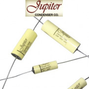 Jupiter Vintage Yellow Capacitors