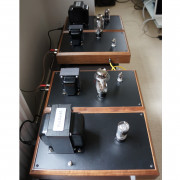 Loftin White based 45 SET amplifier