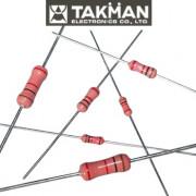 Takman Carbon Film Resistors