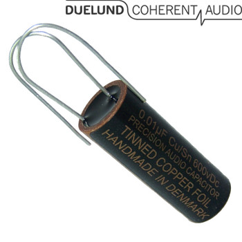 Duelund Tinned Copper Precision Bypass