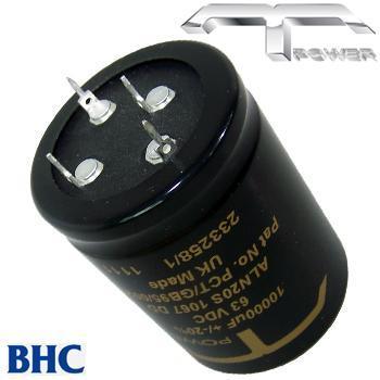BHC Capacitors now in stock