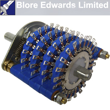 Blore Edwards Attenuator Switches