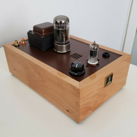 Bottlehead's new headphone amp review