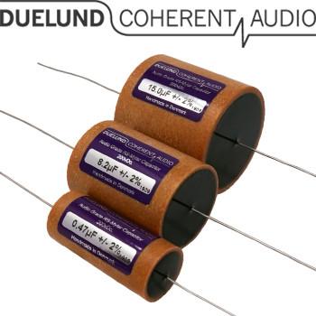 Duelund RS Mylar Capacitors