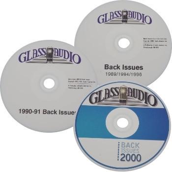 Glass Audio magazine