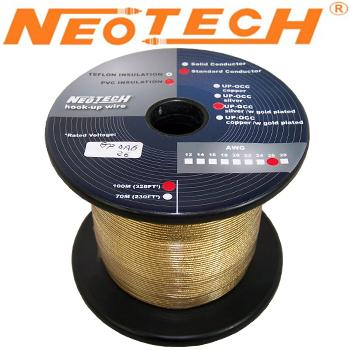 Neotech Gold Plated Wire