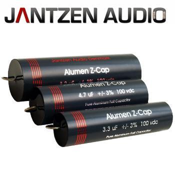 New values of Jantzen Alumen Z-caps