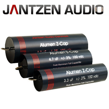 Jantzen Alumen Z-Cap - New Values