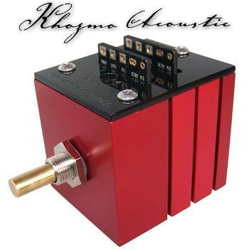 Khozmo have made a big improvement, using high quality surface mount metal film resistors.