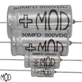 MOD Aluminium Electrolytic Capacitors