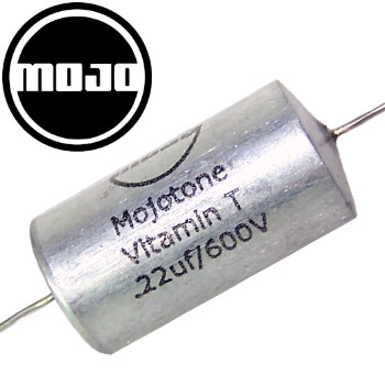 Mojotone Vitamin T Capacitors just arrived