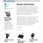 Easter 2015 Newsletter