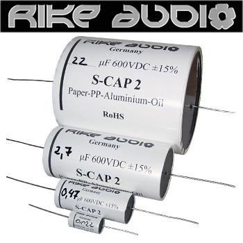 Rike Audio S-Cap 2