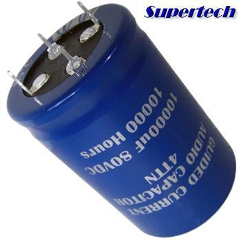 10000uF 80V Supertech 4TTN