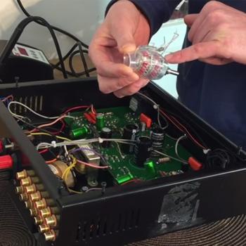 Potentiometer upgrade to Stepped Attenuator