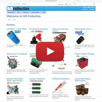 How to register on the new Hi-Fi Collective site