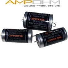 Ampohm Capacitors - New Old Stock