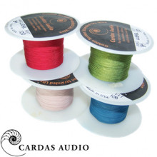 34 AWG Cardas Clear Tonearm Wire now in...