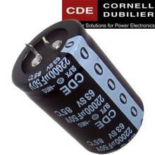 Cornell Dubilier SPLX Electrolytic Capacitors