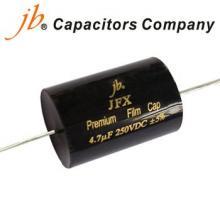JB Capacitors Range Extended