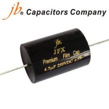 Expanded JB Capacitors, JFX Series range