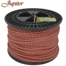 Jupiter AWG12, tinned multistrand copper in cotton insulated wire