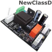 NewClassD Soft Start / DC Filter