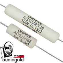 Ohmite Audio Gold Resistors