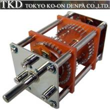 The amazing TKD pure silver contact switch, great for attenuators.