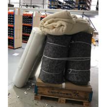235kg of Jantzen Acoustic Materials has just landed...